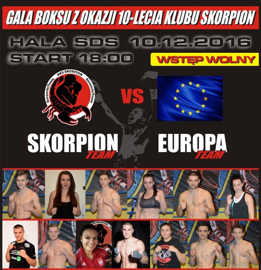 skorpion 2016