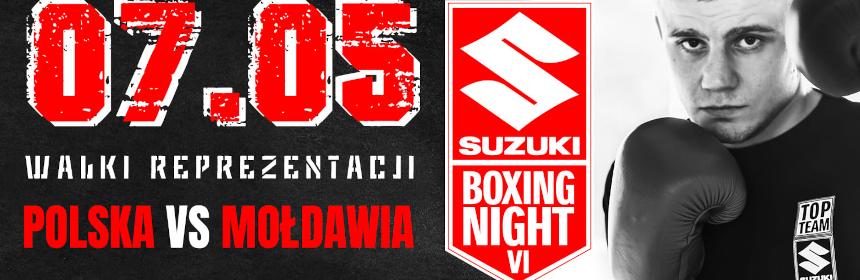 suzuki boxing night vi